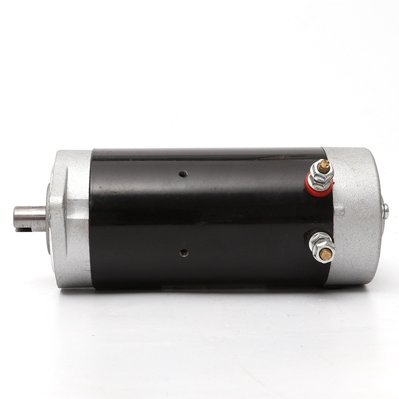 1.2kw Low Noise DC Motor Non-standard Customized Power Unit Copper Wire Movement Accessories Three-wheel Dump Motor Electrical . enlarge