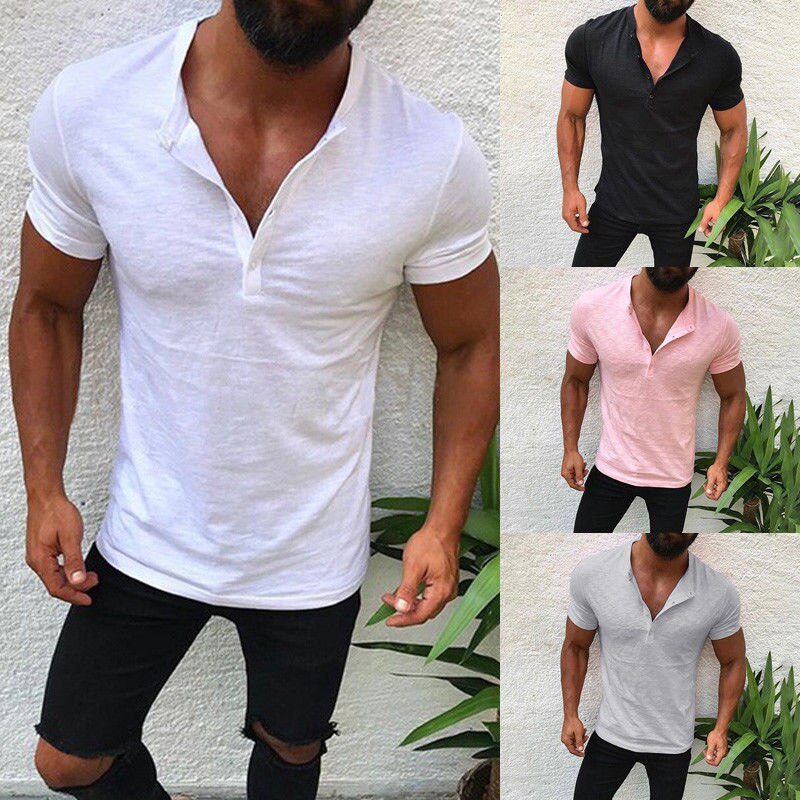 Hommes Punk Hip-hop Style été séchage rapide Cool lisse lait soie haute élastique rue à la mode t-shirt hauts