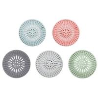 kitchen silicone sink strainer filter universal hair catchers stopper shower drain covers for bathtub floor drain original