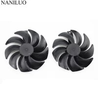 95mm 6pin fd10015m12d dc12v cooler fan replace for sapphire rx 5500 5600 5700 xt pulse graphics card fan