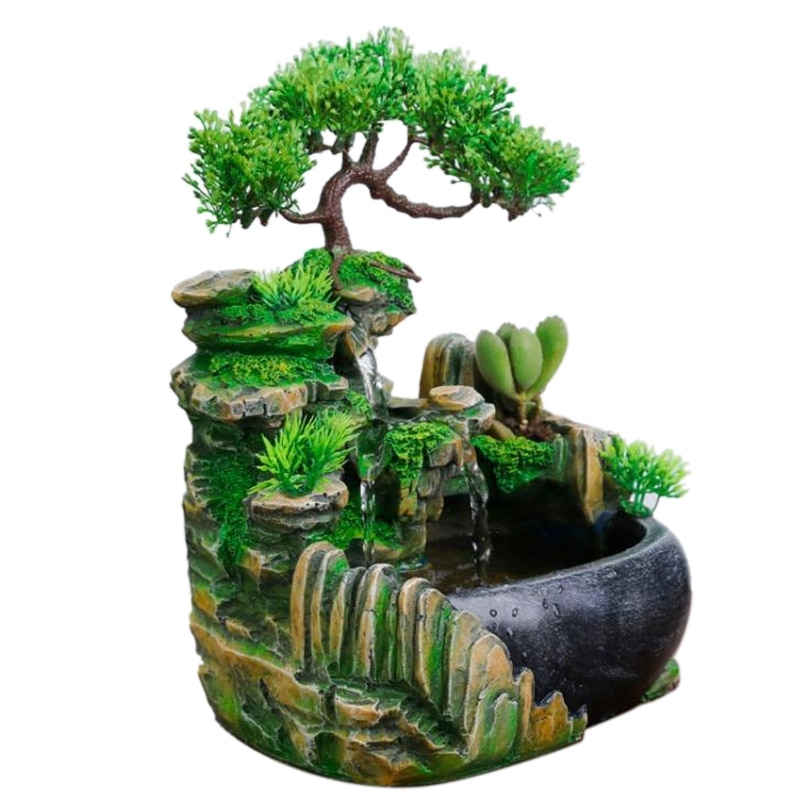 simulation-resin-rockery-fake-tree-feng-shui-waterfall-humidifier-decoration-for-office-homeus-plug
