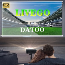 LLIVEGO HD Screen Android PC Accessories for Family 4K Datoo Projection Screen protecter