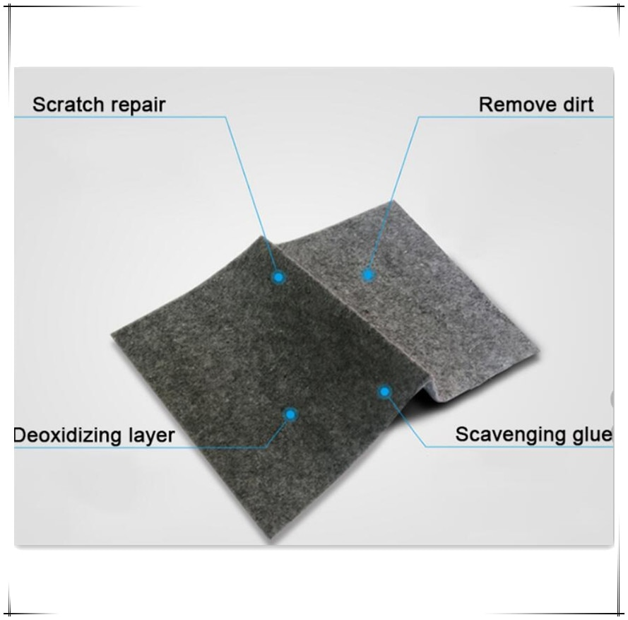 Car Scratch Repair Cloth auto Accessories for KIA RIO k2 Ceed Soul Sportage Sorento Hyundai solaris verna iX35 All car