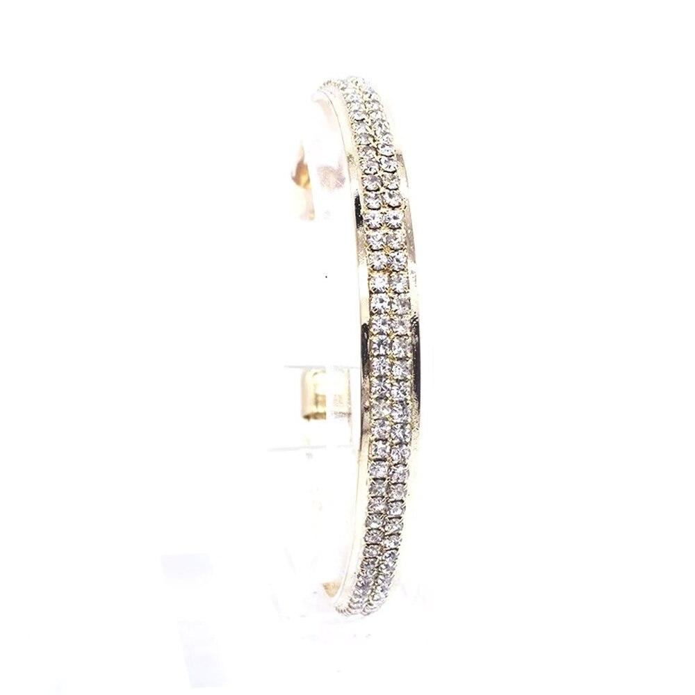 Fshion Women Diamond Watch Luxury Gold Bracelet set Watches Ladies Casual  Quartz Wristwatch Gift Female Clock zegarek With Box enlarge