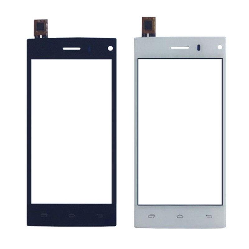 Panel táctil para Sensor de pantalla táctil Bravis Biz reemplazo de lente de cristal frontal