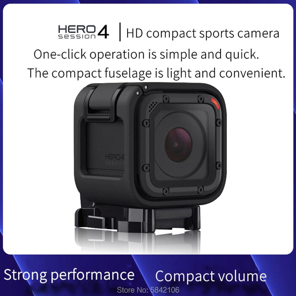 100% Original GoPro Hero 4 sesión impermeable HD acción Cámara videocámara parte de la cámara