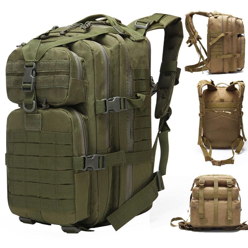 Тактический рюкзак армейский Военный штурмовой Molle повседневный рюкзак мужской уличный рюкзак большой вместимости 3P 50 л Сумка для охоты треккинга кемпинга