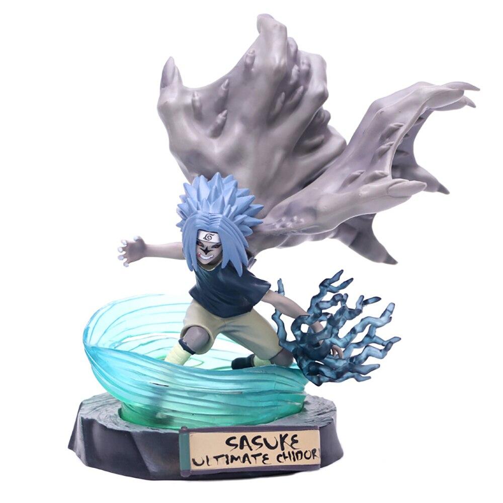 22CM PVC GK Anime naturel Gaara Sasuke figurine figurine jouet statue modèle T30