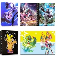 This Years New Pokemon Card Toy Book Holder Album Top Loading 240 Sheets List 30 Page Card Album  Gifts for Children