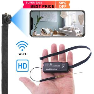 50%OFF Practical WiFi IP Camera Long Flexible Lens Motion Detection Passive Night Vision DIY Instal Anywhere Beautifully