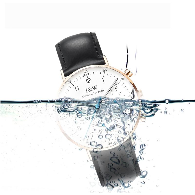 Carnival Top Brand Fashion Watch Man Luxury Waterproof Ultr Thin Luminous Sapphire Business Quartz Wristwatch Relogio Masculino enlarge