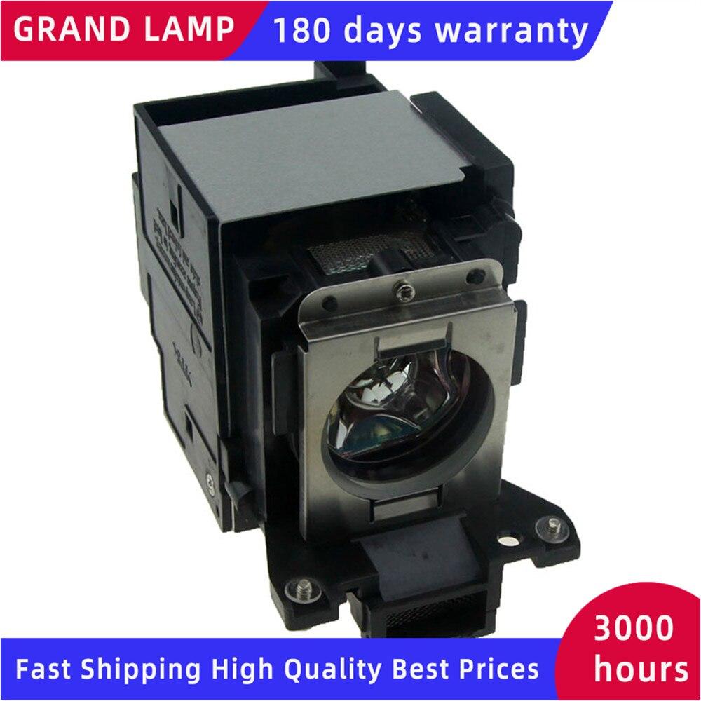 متوافق العارض مصباح مع الإسكان LMP-C200 لسوني VPL-CW125 VPL-CX100 VPL-CX120 VPL-CX125 VPL-CX150 CX155 CX130 Happybate