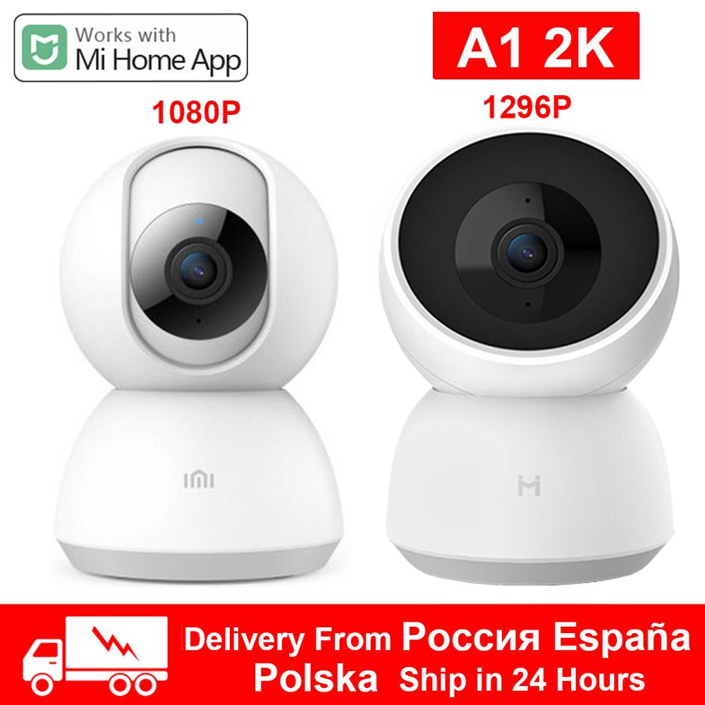 Xiaomi Smart Camera 2K 1296P 1080P HD 360 Angle WiFi Night Vision Webcam Video IP Camera Baby Security Monitor Mihome Hot Sell