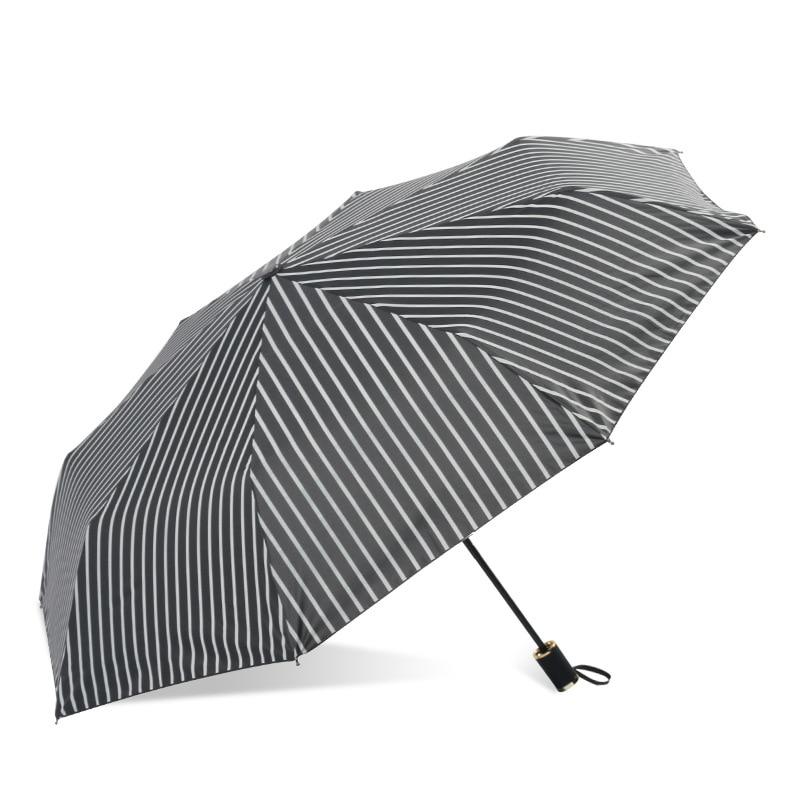 Wholesale three fold thickened black glue sunscreen sunshade series sun umbrella windproof umbrellas Travel umbrella enlarge