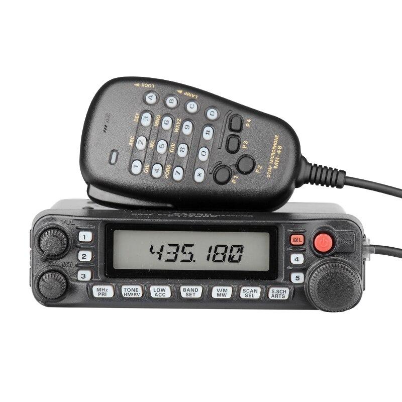 FT-7900R de alta potência carro intercomunicador rádio auto-condução fora de estrada veículo genuíno