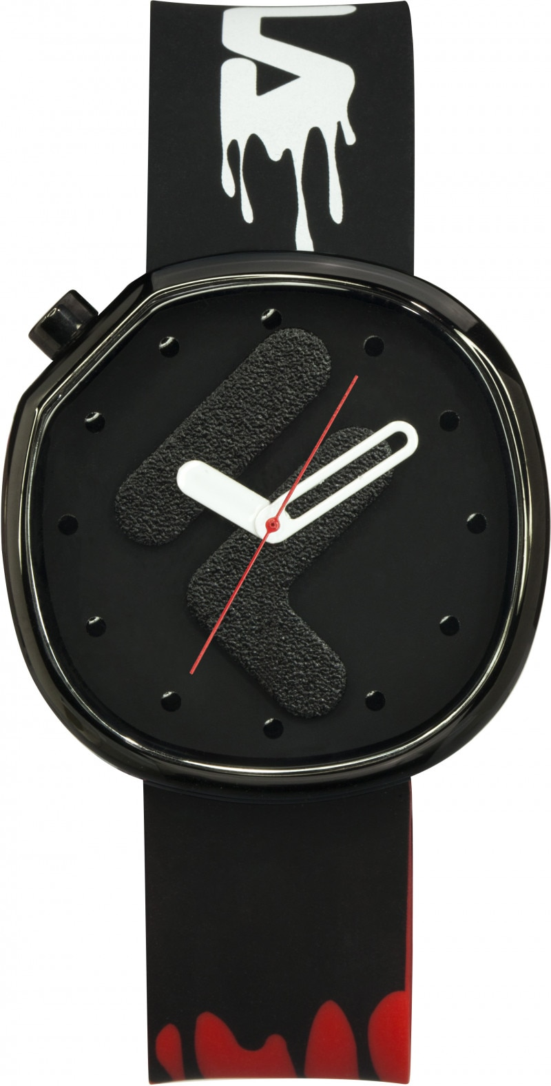 Smart watch row analog watch. 3 Needles. Steel case 40mm. Silicone strap. 3 atm. Gender: unisex