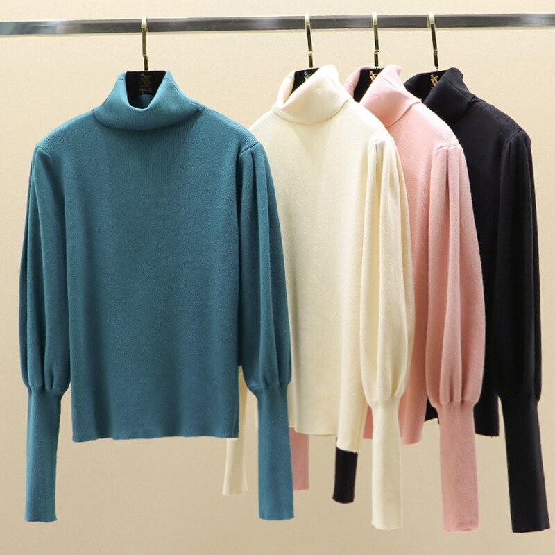 Зимний теплый водолазки shintimes, свитера, пуловеры, женская одежда 2020, трикотажные женские свитера, женские свитера