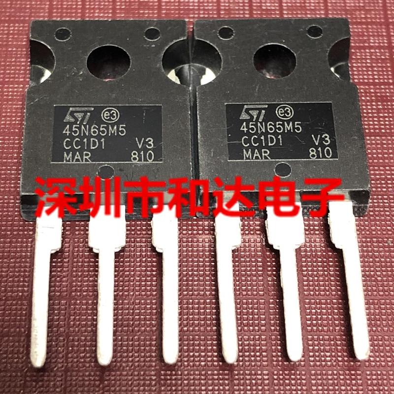 45N65M5 35A STW45N65M5 PARA-247 650V