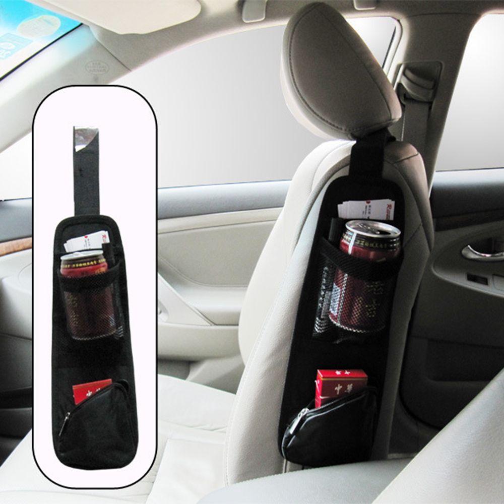Сетка-органайзер для хранения на автомобильное сиденье, сетка-органайзер для хранения чашки телефона, держатель для бутылки для напитков, с...