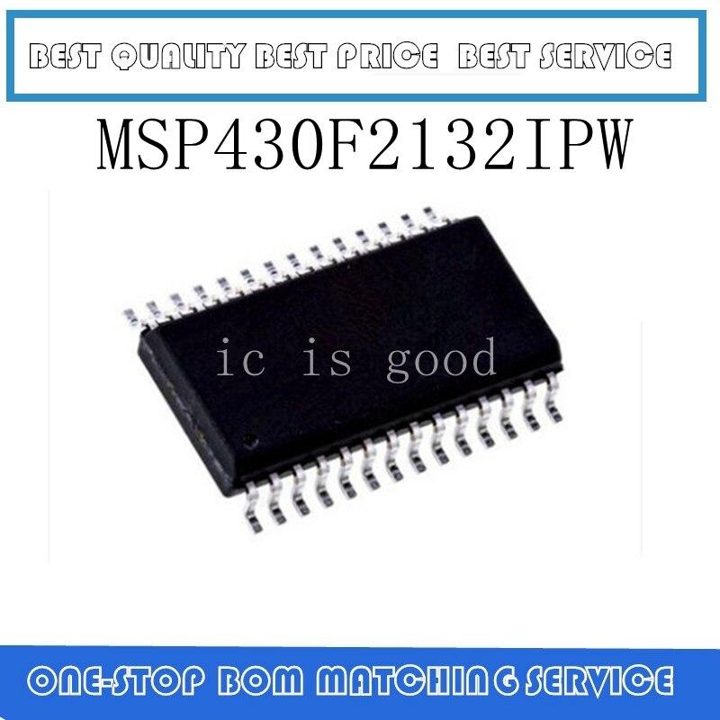 5PCS MSP430F2132IP MSP430F2132IPW SOP-28