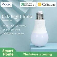 Aqara Smart bulb LED Light Zigbee Wireless Connection Adjustable Color Temperature lamp work for HomeKit Mi home APP