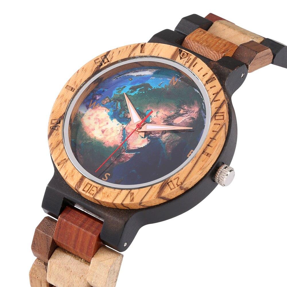 Спортивные Мужские кварцевые наручные часы с деревянным ремешком, повседневные мужские часы, деловые часы, наручные часы с деревянным реме...