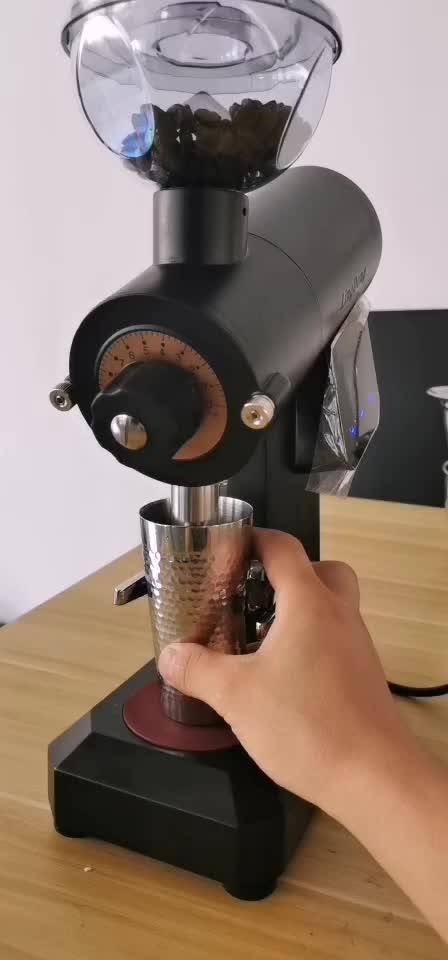 Ghost Tooth Blade-مطحنة قهوة تجارية ، 200A ، للمقهى