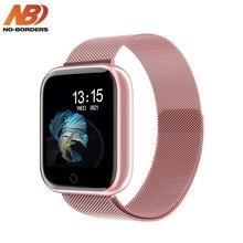 Drop Shipping Women Waterproof Smart Watch P70 Bluetooth Smartwatch For Apple IPhone Xiaomi Heart Rate Monitor Fitness Tracker