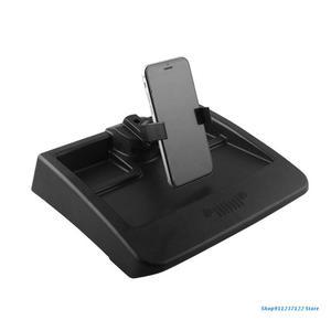 P82B Car Accessory Rugged Ridge Dash Multi-Mount 360° Phone Holder Mount Bracket Kit for 2007-2010 Wrangler JK