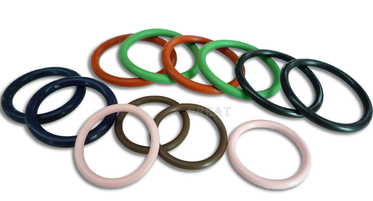 10x2.3 oring 10mm id x 2.3mm cs epdm etileno propileno o anel de vedação de borracha
