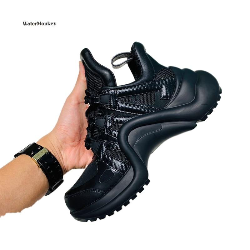Zapatillas de deporte de moda francesa para amantes zapatos de calidad de...
