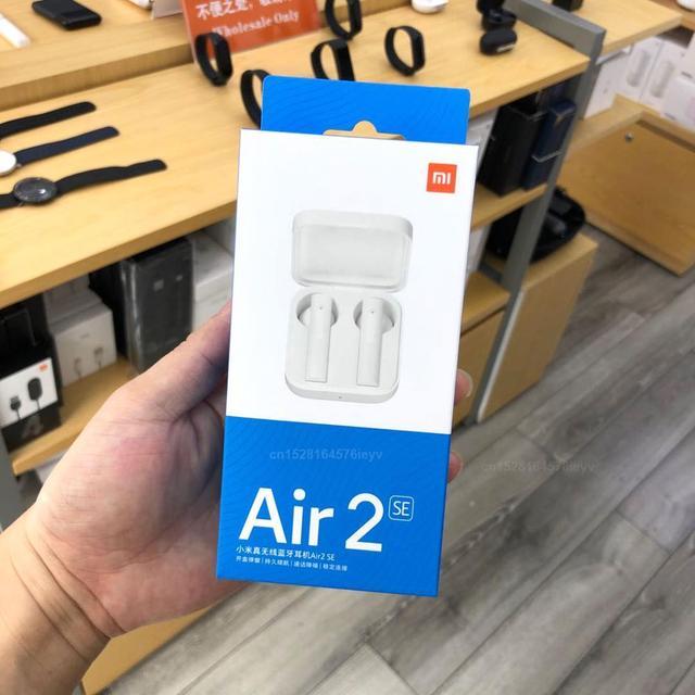 Original Xiaomi Air2 SE Wireless Bluetooth 5 Earphone TWS AirDots Pro 2SE Mi True Wireless Earphones Long Standby Touch Control 4
