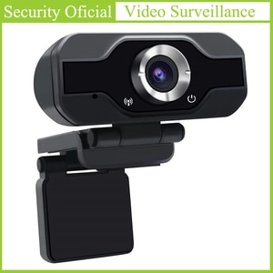 High Speed USB Webcam 1080P Web Camera With Noise Cancellation Microphone Skype Streaming Live Camera For Computer Plug and Play