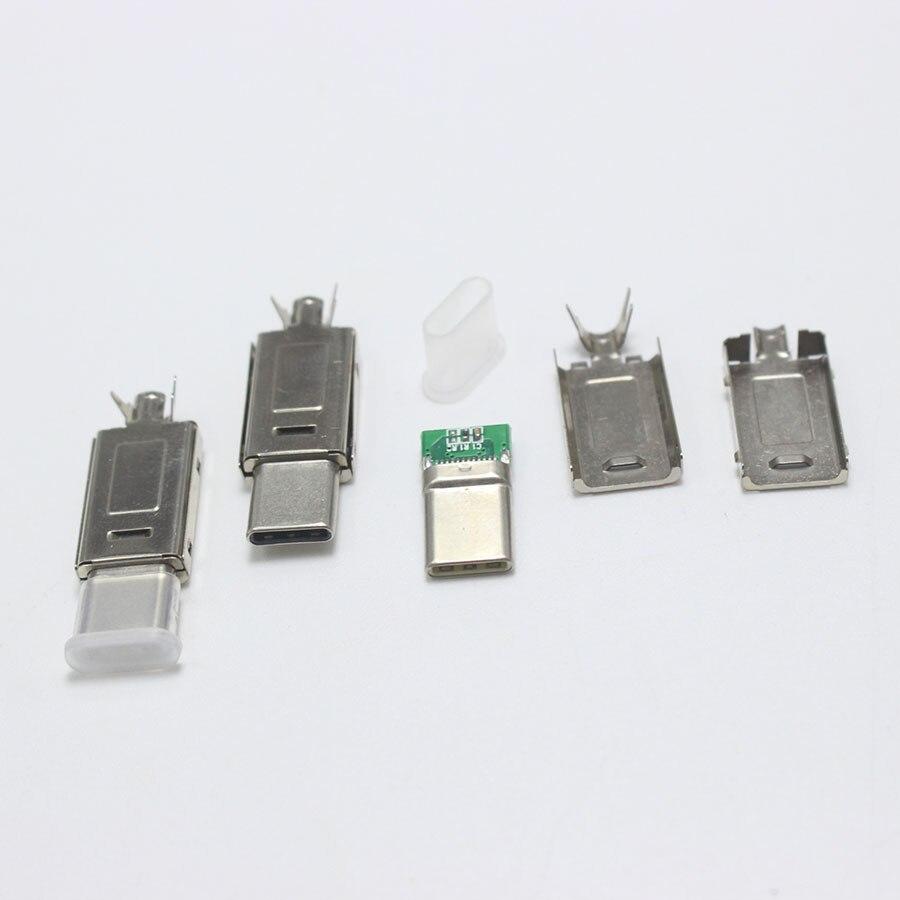 5000 مجموعة USBC من النوع C إلى النوع C