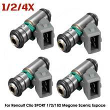 가솔린 연료 인젝터 IWP042 8200028797 8200207049 Renault Clio SPORT 172 182 Megane Scenic Espace Laguna TLAGUNA TESPACE