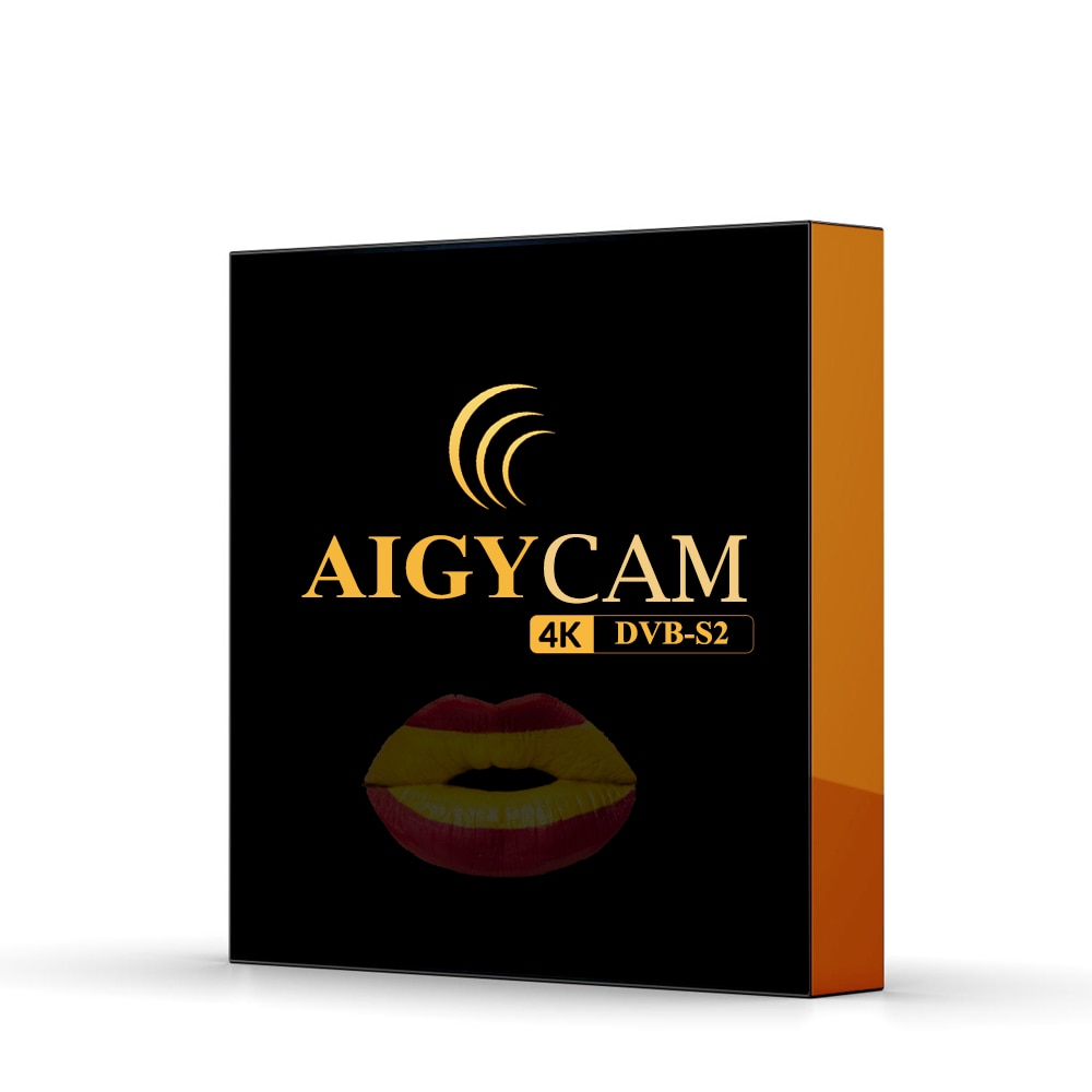 2021 AIGYCAM منتج ثابت صندوق قمر صناعي لوحة مفاتيح التحكم عن بعد استبدال تحكم عن بعد ل AIGYCAM صندوق فقط