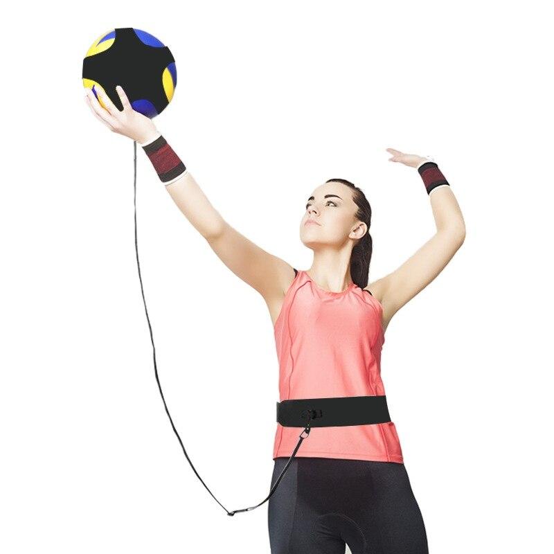 Тренировочный пояс для волейбола, регулируемое оборудование для волейбола для обслуживания и рычага