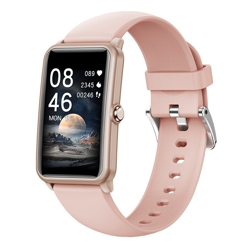 H86 Prediction Of Women's Physiological Period Music Control Sleep Curved Surface Men's And Women's Lovers' Sports Smart Watch enlarge