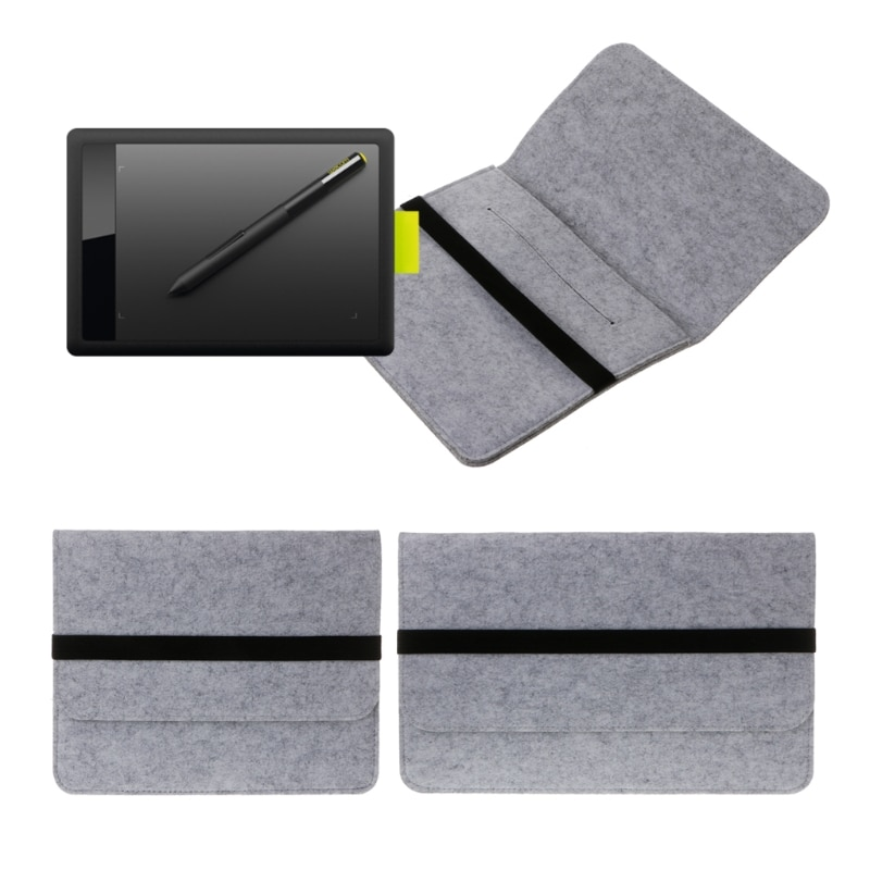 Digital Graphic Drawing Tablet Protective Case Cover Protective Bag for Wacom enlarge