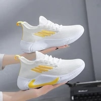summer women sneakers shoes womens running sport shoes woman breathable sneakers tennis trainers vulcanize basket femme