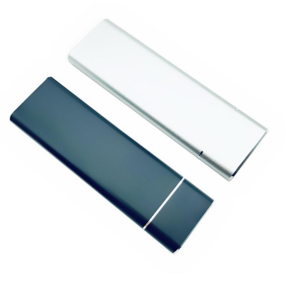 USB 3,1 к M.2 NGFF SSD жесткий диск коробка адаптера корпус для жесткого диска чехол с Тип-C кабель для 2230/2242/2260/2280 m2 SATA SSD чехол