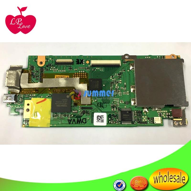 Placa base Original D5100 para Nikon D5100, placa base D5100, placa base para reparación de cámara, envío gratuito