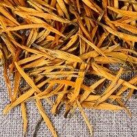 Yunnan Fengqing Yunnan Black Tea 2020 Big Bud Acupuncture Needle Single Bud Big Golden Bud Antique Tree Honey Fragrance