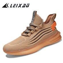 Calzado deportivo LEIXAG para hombre, Zapatillas de malla transpirable para hombre, calzado para deportes al aire libre, zapatillas de correr para hombre, zapatillas ligeras para caminar