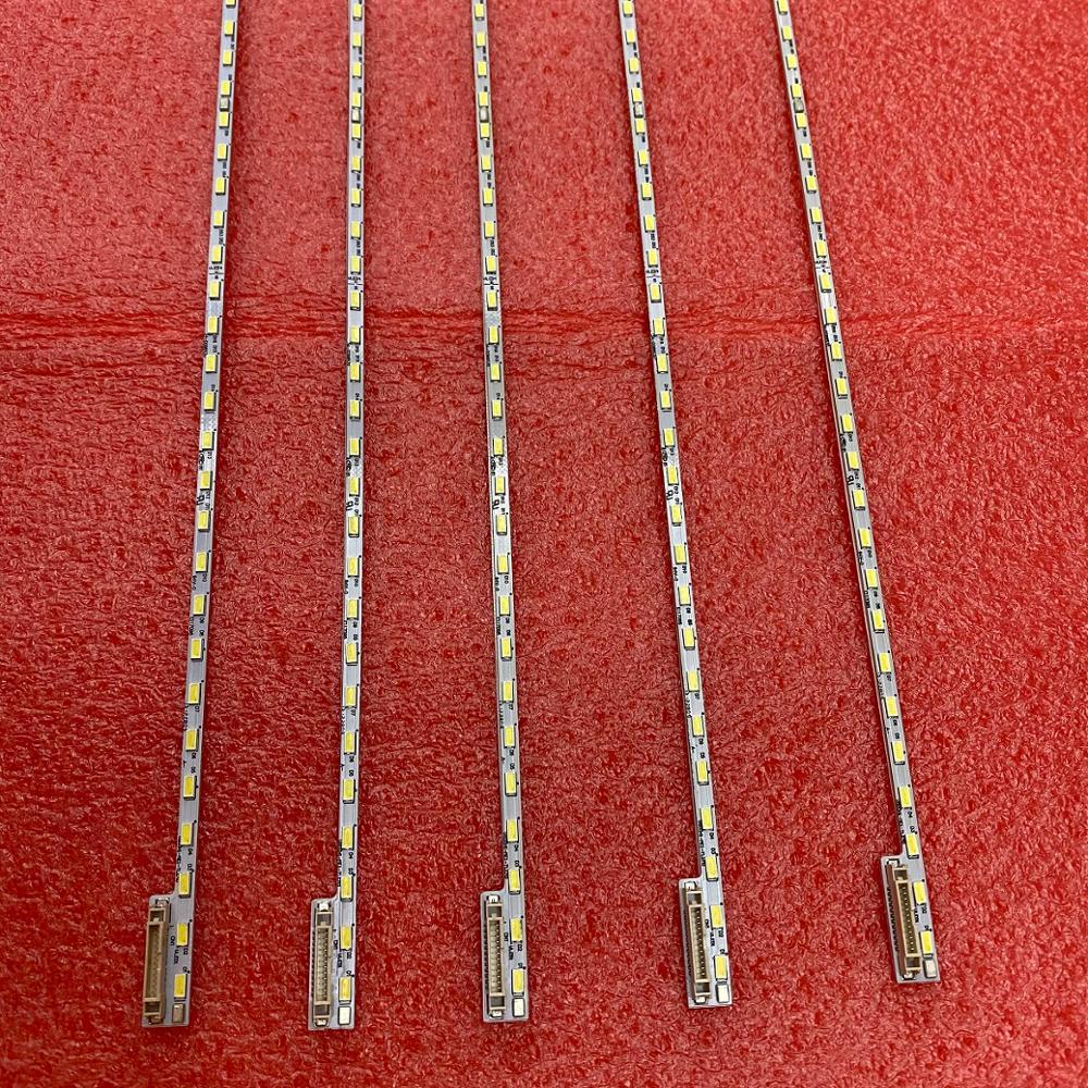 5pcs/lot LED Backlight strip For V500H1-ME1-TLEM9 V500HJ1-ME1 Toshiba 50L2400U 50L3400U 50L1400U 50S