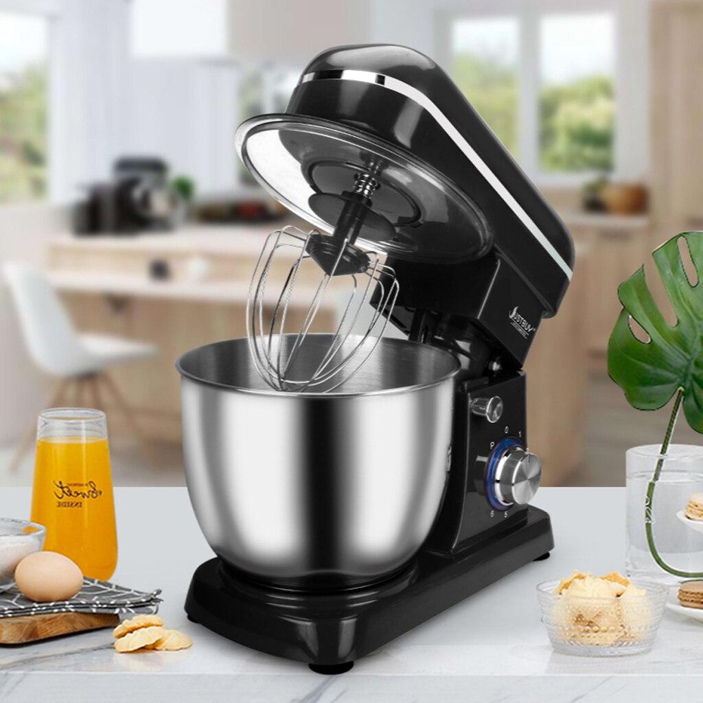 خلاط مطبخ كهربائي خلاط صانع خبز آلة إمالة الرأس