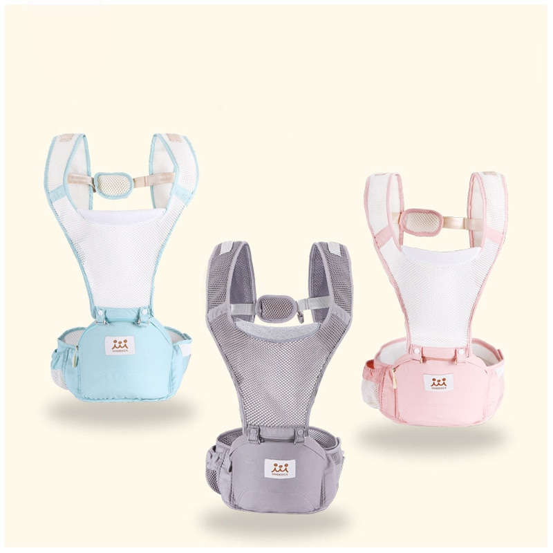 0-36 Months Ergonomic Multifunction Baby Carrier Hipseat 20kg Infant Comfortable Sling Backpack Pouch Wrap Carriers Newborns