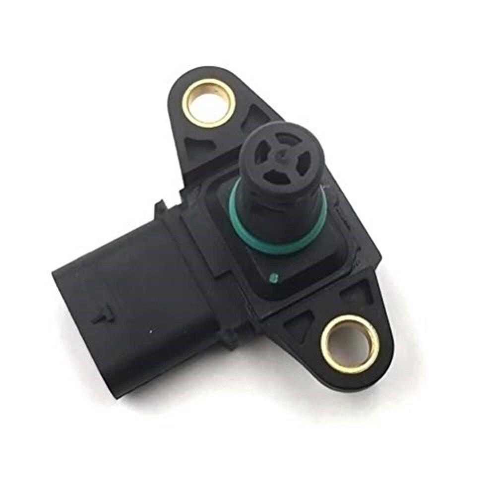 Sensor de presión de impulso absoulite de 4 pines 13627843531 para BMW 1 (F20) 125 i N20 B20 A 1997 160 4 Hatchback 2011-