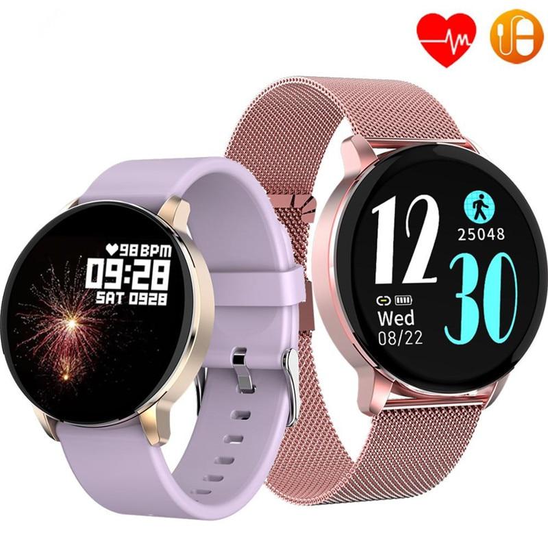 Pulsera inteligente R5 Bluetooth Monitor de ritmo cardíaco rastreador de Fitness reloj inteligente Bluetooth resistente al agua para Android IOS