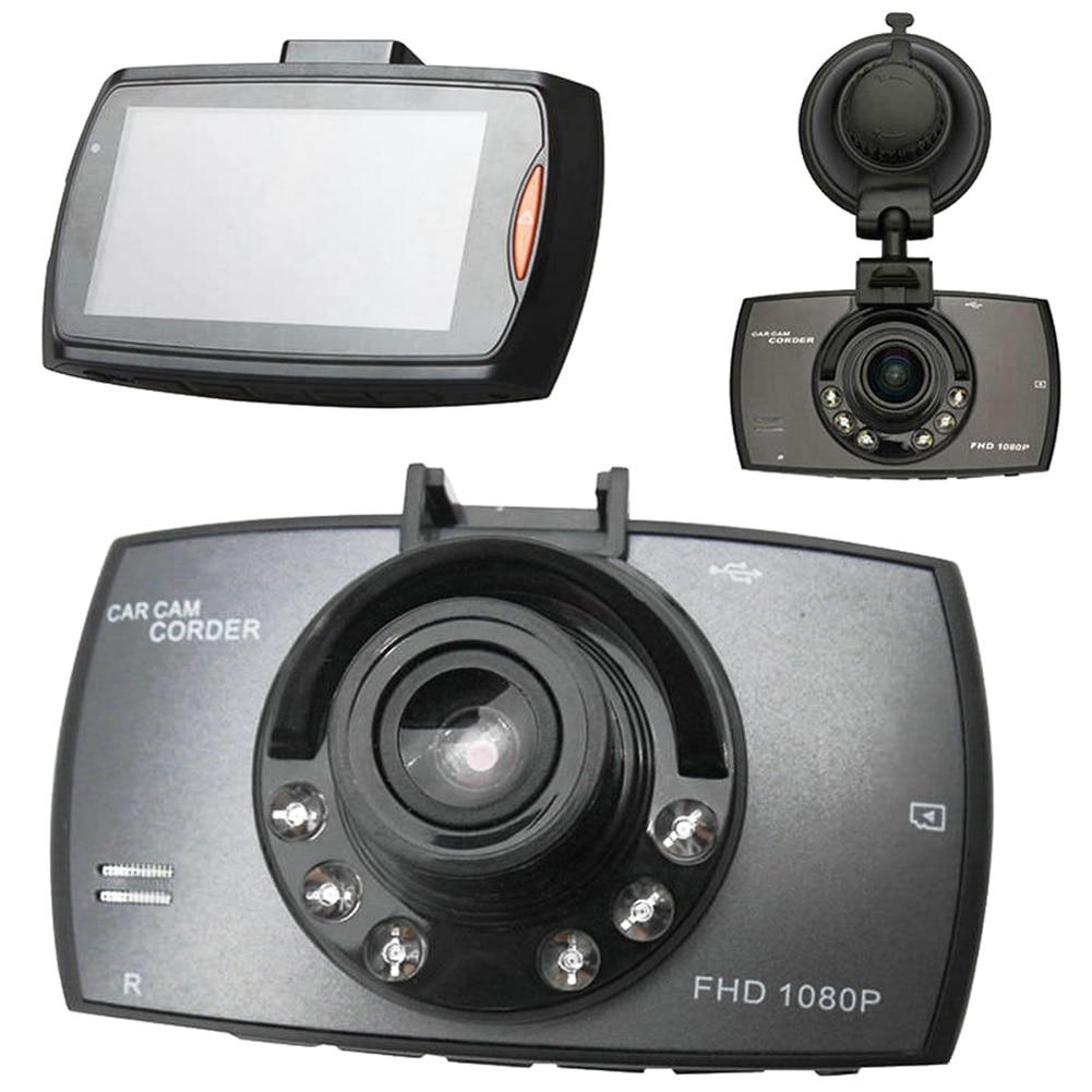 HD 2.2inch LCD 1080P Car DVR Vehicle Camera Video Recorder Night Vision Dash Cam JR Deals